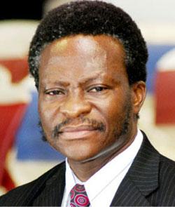 Director General of the (NCAA), Dr Harold Olusegun Demuren