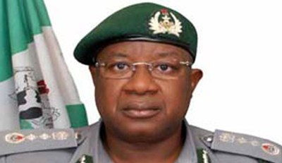 Comptroller General, Nigeria Customs Service