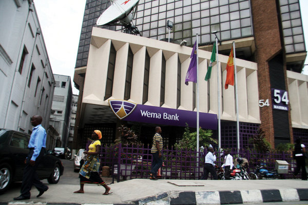 Wema Bank HQ