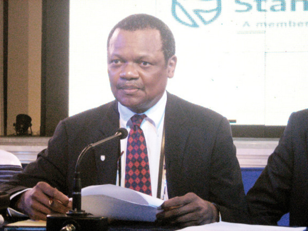 Stanbic Chairman, Atedo Peterside is also the head of the National Council of Privatization
