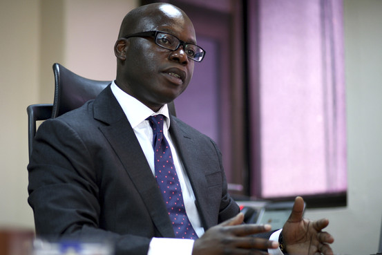 Wale Tinubu, Chairman, Oando Energy Resources