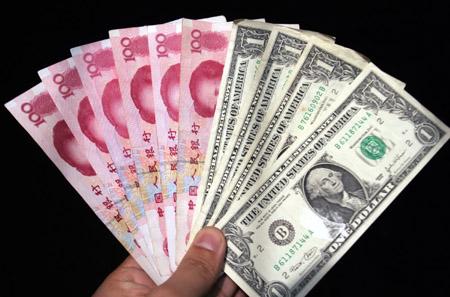 YUAN_and_Dollar