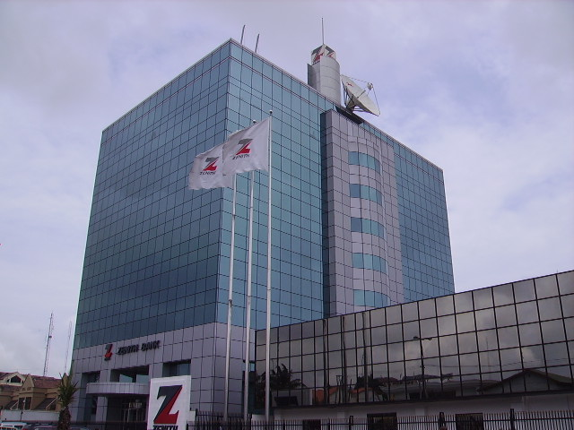 Zenith bank HQ