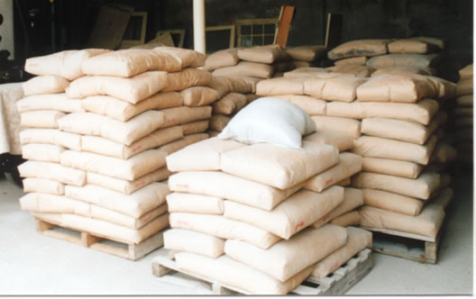 Cement  Ready for Sales