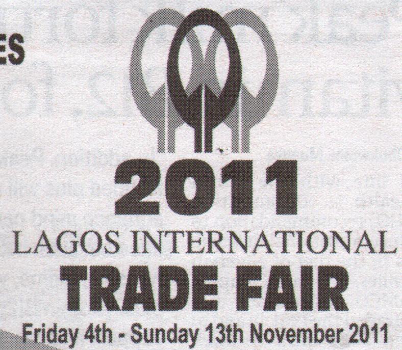Lagos International Trade Fair The Lagos International Trade
