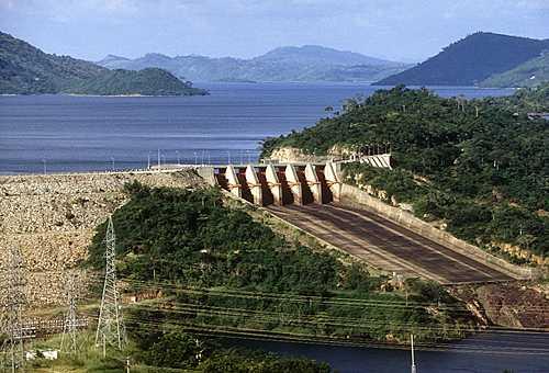 ghana-electricity dam