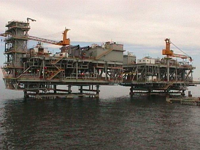 Chevron-venezuela-platform