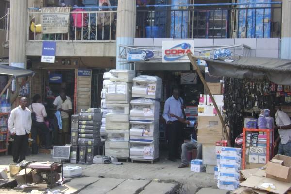 Computer Village Nigeria Lagos