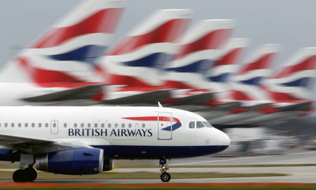 A-British-Airways-plane