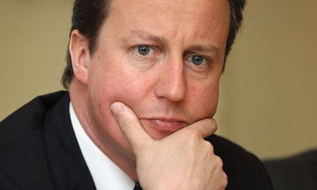 British PM, David Cameron