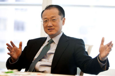 Kim, World Bank President-Elect
