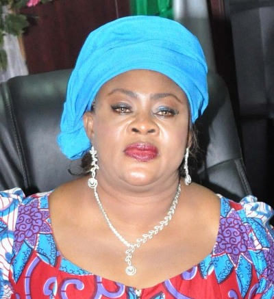 Minister of Aviation, Stella Oduah