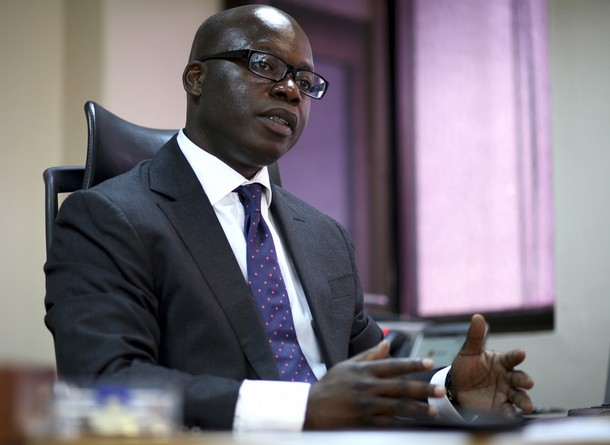 Oando Plc CEO Tinubu speaks