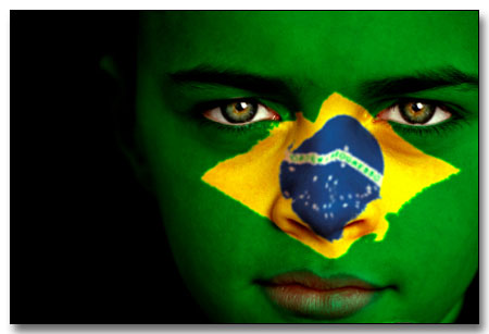 Brazilian boy
