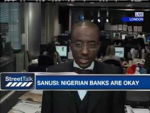 Sanusi on Banks