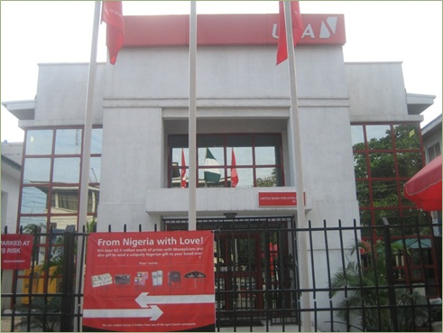 UBA Branch Office