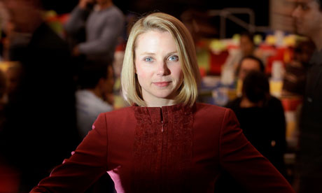 Marissa Mayer leaves Google for Yahoo