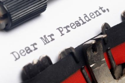 dear mr president analysis