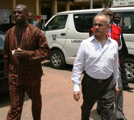 MR.-OLAJIDE-OSHODI-LEFT-AND-MR.-ASHOK-ISRAN-LEAVING-THE-COURT