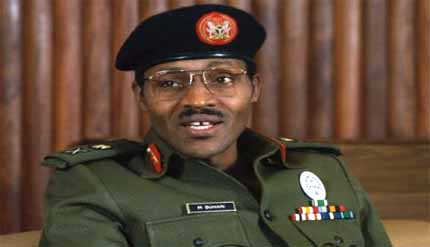 Former President, Muhammadu Buhari
