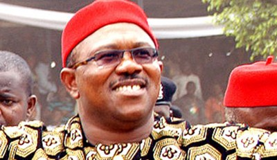 Anambra State Governor, Peter Obi