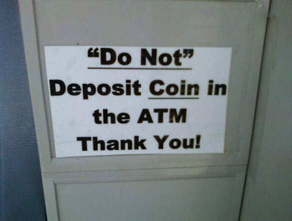 ATM Coins