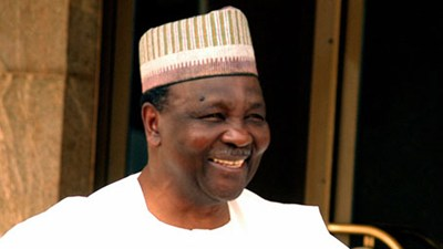 Former Head of State, Yakubu Gowon