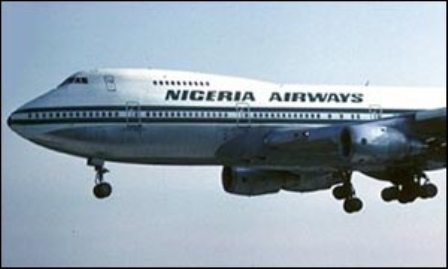 Defunct Nigerian Airways