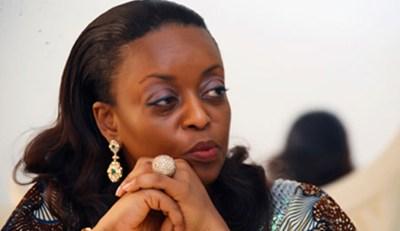 Oil Minister, Diezani Madueke