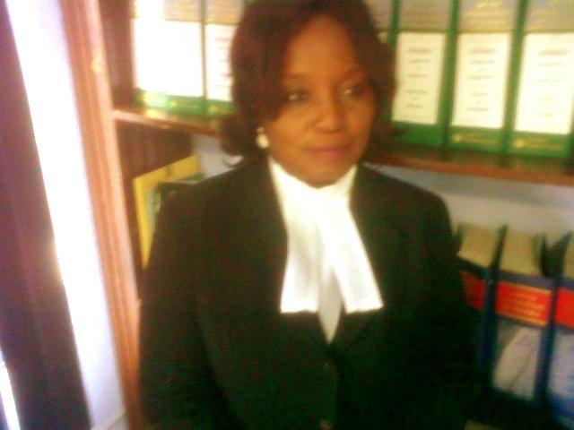 Barrister Aronke Omame