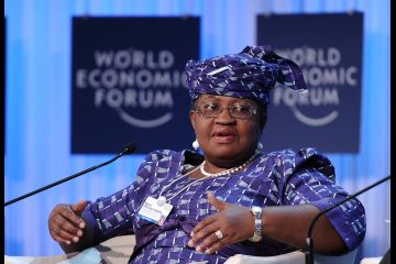 Finance Minister, Okonjo-Iweala