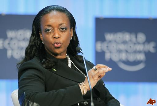 Oil Minister, Diezani Madueke stands accused of participating in Corruption