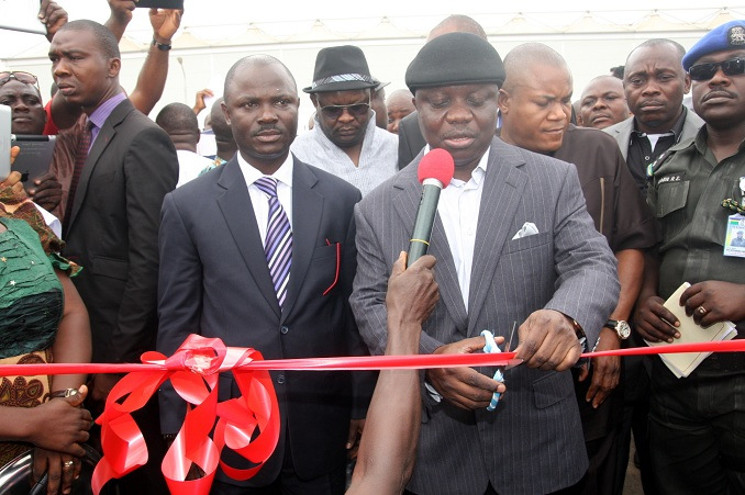 Uduaghan is building a portfolio of Africa's most notorious white elephant projects