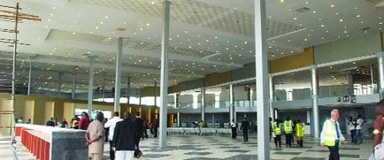 General Aviation Terminal, MMIA