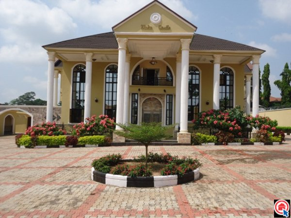astonishing n190m nine bedroom mansion for sale in jericho