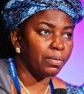 Minister of Water Resources, Mrs. Sarah Ochekpe