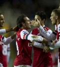 Arsenal vs Reading_Dec 2012