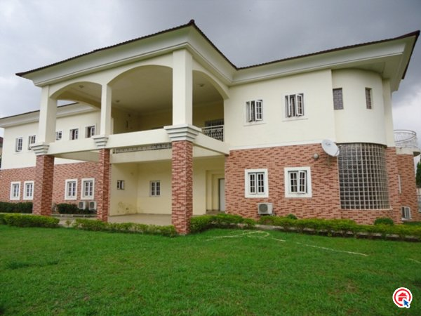 House of the week a stunning n550m seven bedroom duplex for Mansions in nigeria for sale
