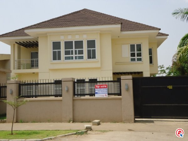 Modern houses in nigeria for Modern duplex house plans in nigeria
