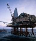 Pengassan oil platform