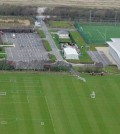 Carrington training ground