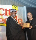 City People Awards - Deepak and Oloye Lekan Alabi