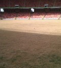 abuja national stadium pitch~9