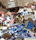 destroyed goods