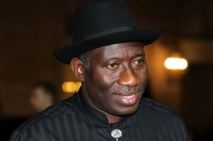President Jonathan 1