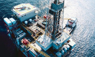 Oil-drilling-operation