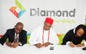 Diamond Bank to raise N50.37bn via rights issue