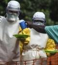 Ebola masked