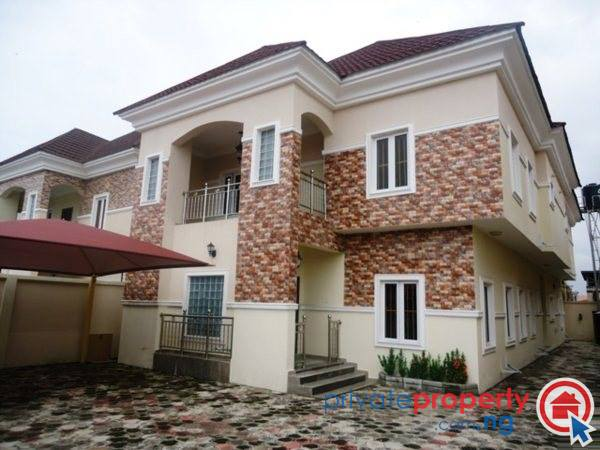 House Of The Week A Magnificent 5 Bedroom Duplex In Lekki