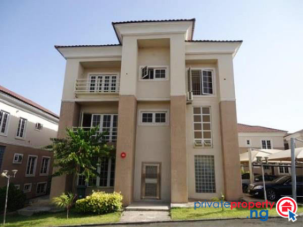 House Of The Week A Spectacular 5 Bedroom Detached House In Asokoro Abuja Nigeria Business News